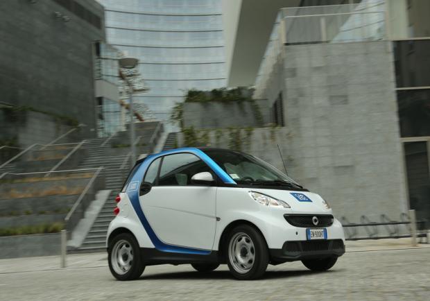 Car2go Milano, arrivano altre 100 Smart