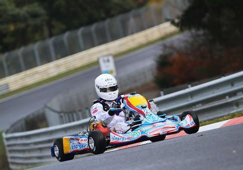 Go-kart al nurburgring