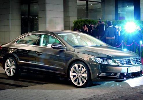 Nuova Volkswagen CC 2012 4
