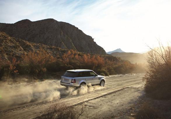 Range Rover Sport my 2013 tre quarti posteriore