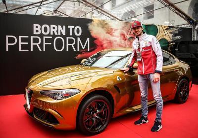 Alfa Romeo, alla 1000 Miglia una Giulia speciale