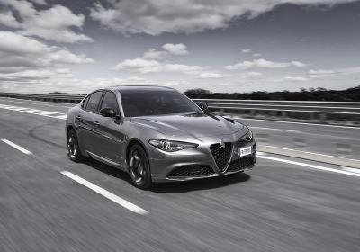 Alfa Romeo Giulia, medaglia d'Oro ai Driver Power Awards