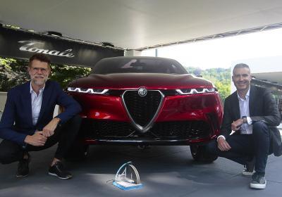Alfa Romeo, la Tonale vince il 'Car Design Award'