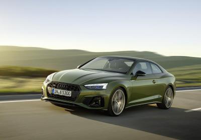 Audi A5 Sportback, Coupé e Cabriolet: preordini al via