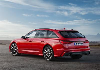 Audi, nuove S6 e S7 Sportback TDI