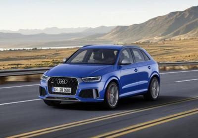 Audi RS Q3 Performance frontale