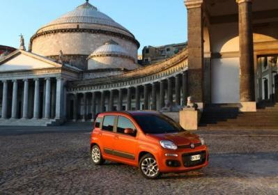 Auto economiche 2012 nuova Panda
