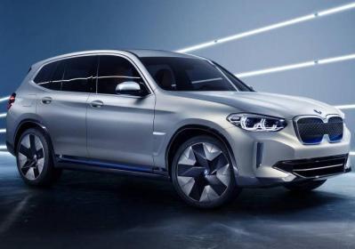 BMW iX3: SUV elettrico sportivo ed elegante