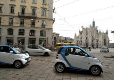Car2go Milano compie un anno