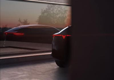 Cupra, un'anteprima della nuova concept car elettrica