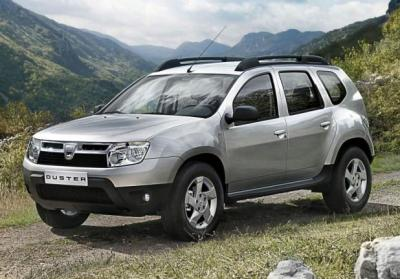 Dacia Duster gpl