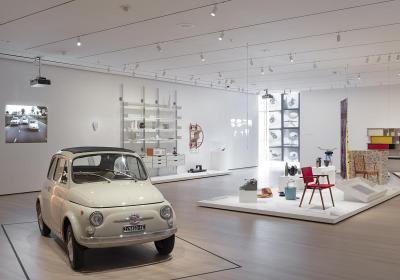 Fiat, una 500 in mostra al MoMA di New York