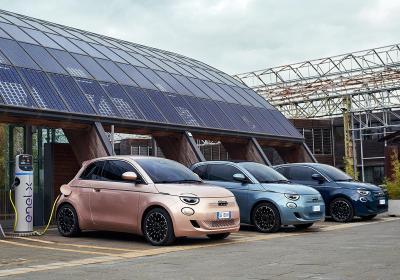 Fiat 500, la nuova gamma e la nuova '3+1'