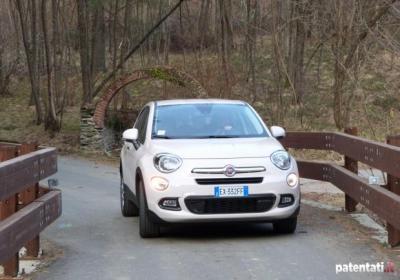 Fiat 500X 1.6 Multijet Lounge