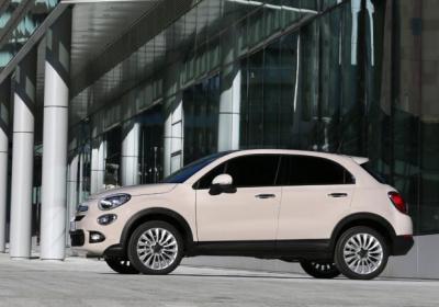 Fiat 500X, il prelancio nelle concessionarie italiane