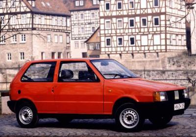 Fiat Uno dal 1983 al 1989