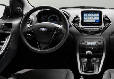 Ford Ka Plus Active interni