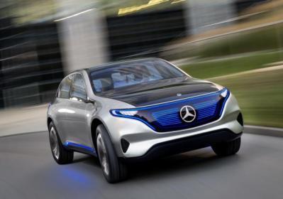 Generation EQ, il futuro della mobilità secondo Mercedes