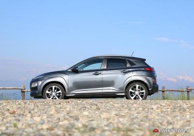Hyundai Kona 1.6 CRDi 115 CV XPossible, la piccola SUV diesel