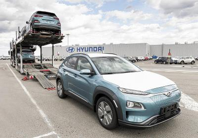 Hyundai Kona Electric, in arrivo le prime Made in Europe 02