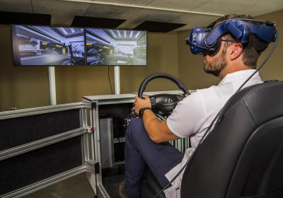 Hyundai, la realtà virtuale per creare auto