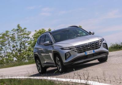 Hyundai Tucson Plug-in Hybrid: come va la versione alla spina della SUV coreana