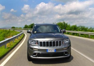 Jeep Grand Cherokee SRT muso