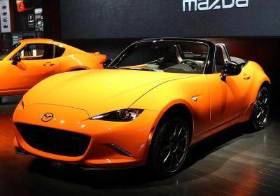 Mazda, al via gli ordini della MX-5 30th Anniversary