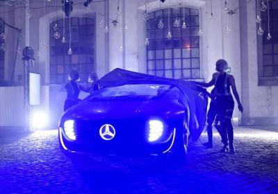 Mercedes-Benz prototipo F015