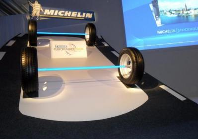 Michelin Total Performance Tour 2012 pneumatici Energy Saver
