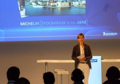 Michelin Total Performance Tour 2012 in Stoccolma