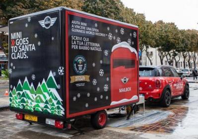 ?Mini Goes to Santa Claus? tappa a Messina
