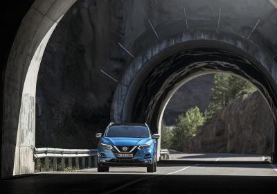 Nissan, sulla Qashqai il nuovo 1.3 benzina