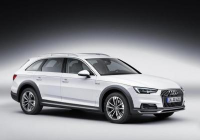 Nuova Audi A4 Allroad profilo