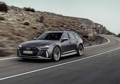 Nuova Audi RS 6 Avant, nel 2020 la 4^ generazione