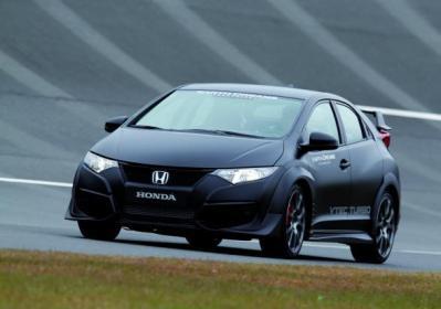 Nuova Honda Civic Type R, la versione da 280 CV nel 2015