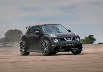 Nuova Nissan Juke-R