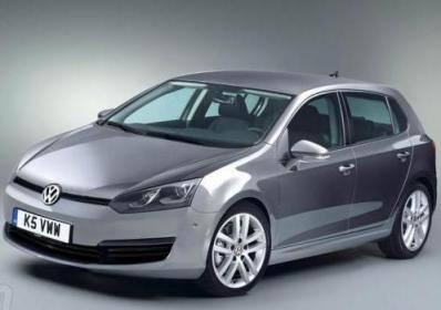 Nuova Volkswagen Golf La Vii Generazione Tra Il 2012 Ed