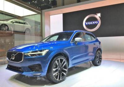 Nuova Volvo XC 60