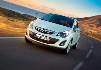 Opel Corsa 1.3 TDCI ecoFLEX