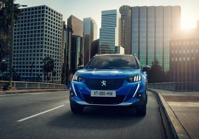 Peugeot 2008, la nuova Suv compatta del Leone