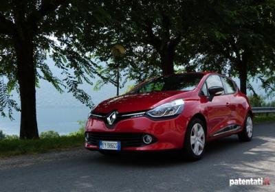 Prova Renault Clio 1.5 dCi 75 CV