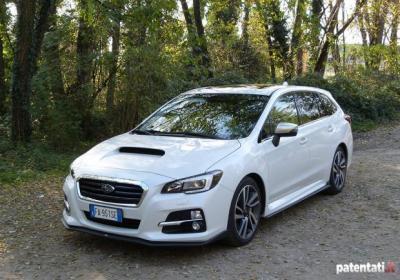 Prova Subaru Levorg 1.6 Sport Style