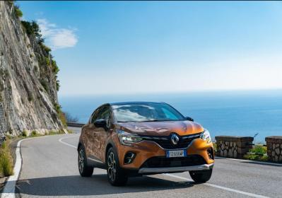 Renault Captur, ecco la seconda generazione della SUV compatta francese