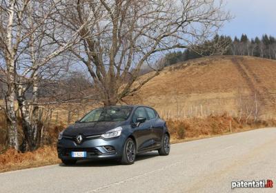 Renault Clio 1.5 dCi 110