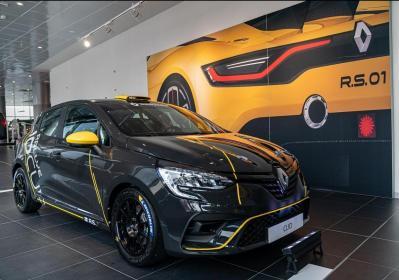 Renault Clio Rally: caratteristiche e prezzo della nuova R5