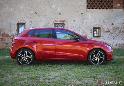 Seat Ibiza 1.0 EcoTSI 115 CV DSG FR, il 3 cilindri che non ti aspetti