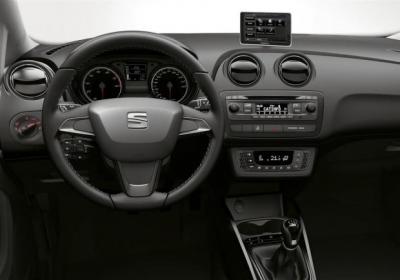 Seat Ibiza I-TECH interni