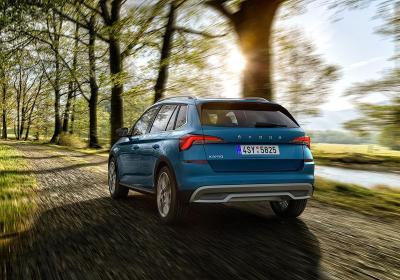 Škoda Kamiq, in arrivo la nuova versione Scoutline