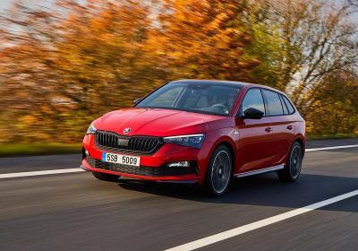 Škoda, Scala Sport Monte Carlo e Kamiq G-TEC ordinabili